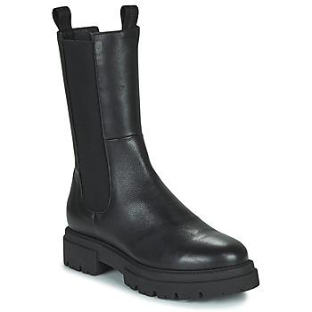 Schoenen Dames Laarzen Blackstone UL93-BLACK Zwart
