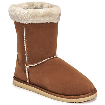Schoenen Dames Sloffen Cool shoe GUARA Brown