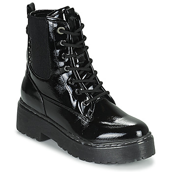 Schoenen Dames Laarzen Refresh 76084 Zwart