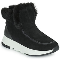 Schoenen Dames Laarzen Geox FALENA Zwart