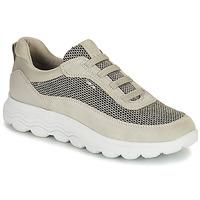 Schoenen Dames Lage sneakers Geox SPHERICA Wit