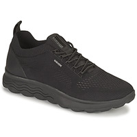 Schoenen Heren Lage sneakers Geox SPHERICA Zwart