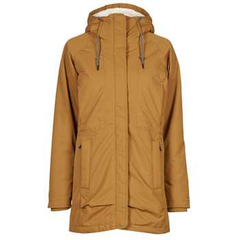 Textiel Dames Parka jassen Columbia SOUTH CANYON SHERPA LINED JACKET Brown