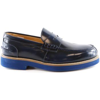 Schoenen Heren Mocassins Exton 2102 Blauw