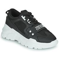 Schoenen Heren Lage sneakers Versace Jeans Couture  Zwart