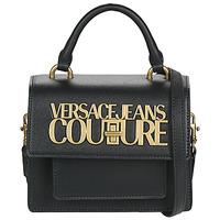 Tassen Dames Handtassen kort hengsel Versace Jeans Couture FEBALO Zwart