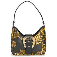 Tassen Dames Handtassen lang hengsel Versace Jeans Couture METARIA Zwart / Imprimé