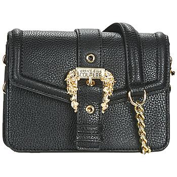 Tassen Dames Schoudertassen met riem Versace Jeans Couture MATEI Zwart