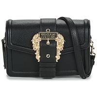 Tassen Dames Schoudertassen met riem Versace Jeans Couture GHERRI Zwart
