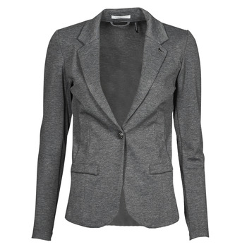 Textiel Dames Jasjes / Blazers Les Petites Bombes ANNE Grijs / Antraciet