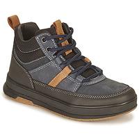 Schoenen Jongens Laarzen Geox ASTUTO Marine