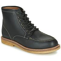 Schoenen Heren Laarzen Kickers HORUZY Zwart