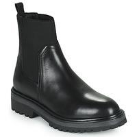 Schoenen Dames Laarzen Myma TITUA Zwart