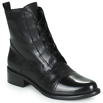 Schoenen Dames Laarzen Myma TALALA Zwart