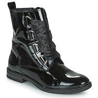 Schoenen Dames Laarzen Myma TULILU Zwart