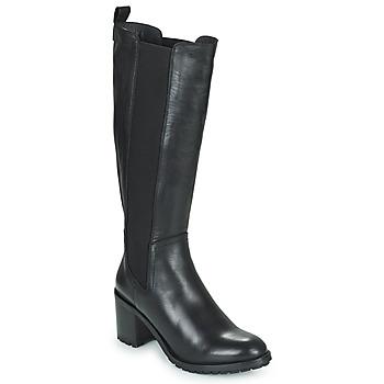 Schoenen Dames Hoge laarzen Myma TATINOU Zwart
