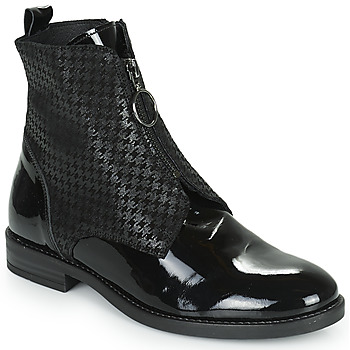 Schoenen Dames Laarzen Myma TUALINA Zwart