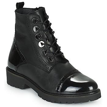 Schoenen Dames Laarzen Myma TUATA Zwart