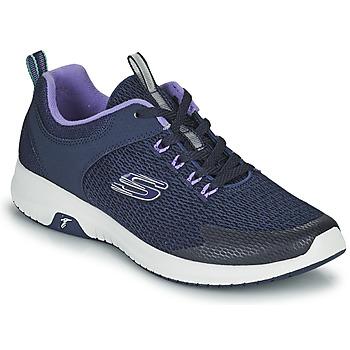 Schoenen Dames Lage sneakers Skechers ULTRA FLEX PRIME Marine
