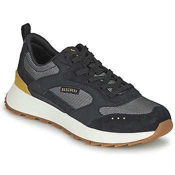 Schoenen Dames Lage sneakers Skechers SUNNY STREET Zwart