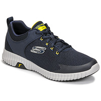 Schoenen Heren Lage sneakers Skechers ELITE FLEX PRIME Marine / Geel
