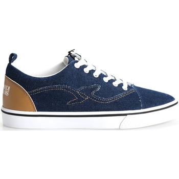Schoenen Heren Lage sneakers Trussardi  Blauw