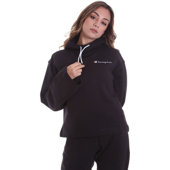 Textiel Dames Sweaters / Sweatshirts Champion 113186 Zwart