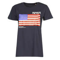 Textiel T-shirts korte mouwen Yurban ONASA Marine