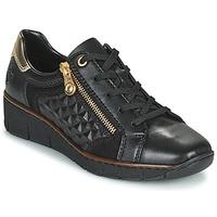 Schoenen Dames Lage sneakers Rieker THOMANISA Marine