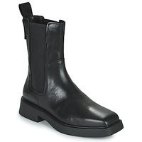 Schoenen Dames Laarzen Vagabond Shoemakers JILLIAN Zwart