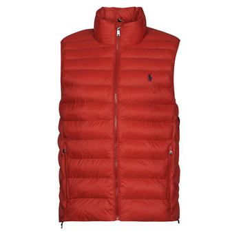 Textiel Heren Dons gevoerde jassen Polo Ralph Lauren PEROLINA Rood