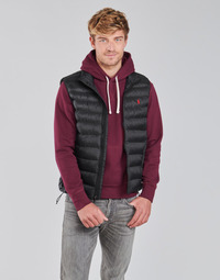 Textiel Heren Dons gevoerde jassen Polo Ralph Lauren PEROLINA Zwart