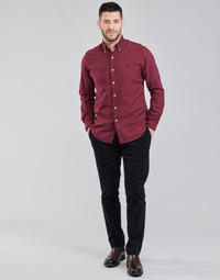 Textiel Heren 5 zakken broeken Polo Ralph Lauren RETOMBA Zwart