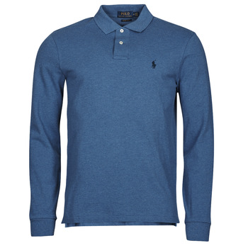 Textiel Heren Polo's lange mouwen Polo Ralph Lauren KETINA Blauw / Royal