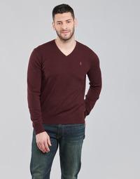 Textiel Heren Truien Polo Ralph Lauren SOLIMMA Bordeaux