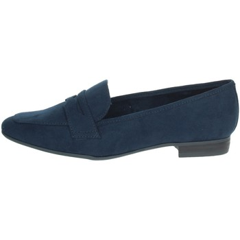 Schoenen Dames Mocassins Marco Tozzi 2-24204-26 Blue