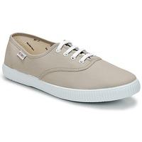 Schoenen Lage sneakers Victoria INGLESA LONA Beige
