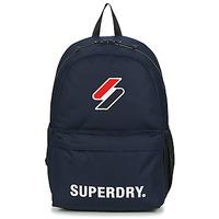 Tassen Rugzakken Superdry SUPERDRY CODE MONTANA Blauw
