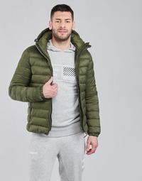 Textiel Heren Dons gevoerde jassen Superdry CLASSIC FUJI PUFFER JACKET Zwart