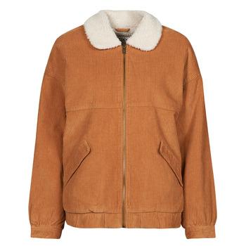 Textiel Dames Wind jackets Roxy READY TO GO COR Brown