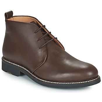 Schoenen Heren Derby Pellet MIRAGE Brown