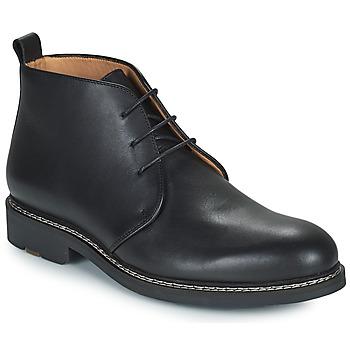 Schoenen Heren Derby Pellet MIRAGE Zwart