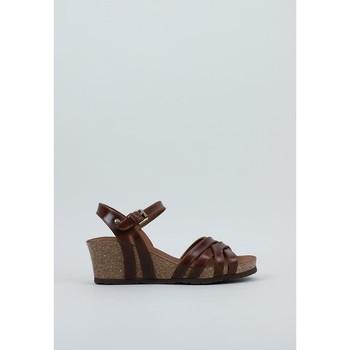 Schoenen Dames Sandalen / Open schoenen Panama Jack  Brown