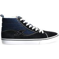 Schoenen Heren Hoge sneakers Trussardi  Blauw