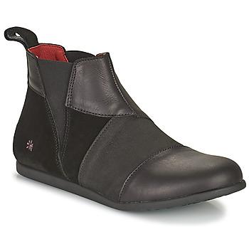 Schoenen Dames Laarzen Art LARISSA Zwart