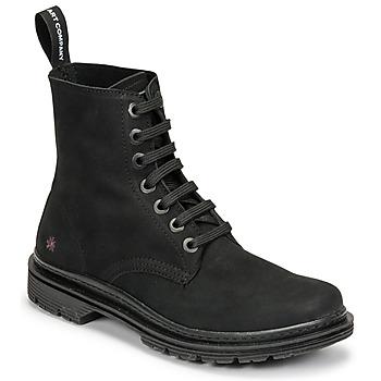 Schoenen Laarzen Art BIRMINGHAM Zwart