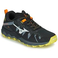 Schoenen Heren Running / trail Mizuno WAVE DAICHI 4 Zwart / Orange