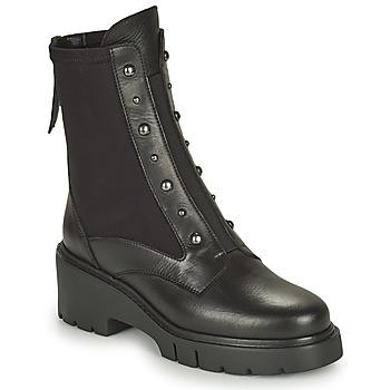 Schoenen Dames Laarzen Unisa JARBE Zwart