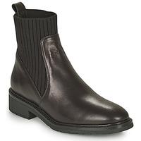 Schoenen Dames Laarzen Unisa ELLEN Zwart