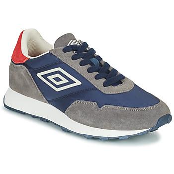 Schoenen Heren Lage sneakers Umbro KARTS Grijs / Blauw